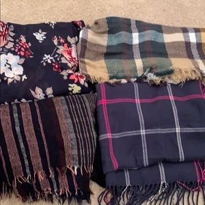 Jcrew scarfs and more